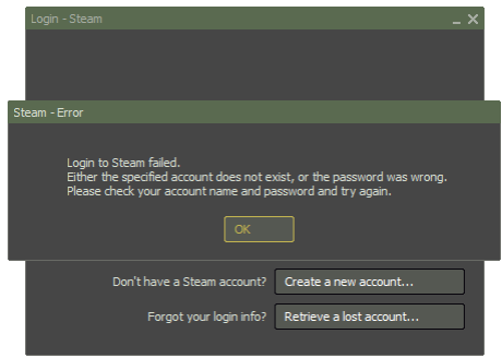 Steam account hacked? | Teh Cartoonist Productions